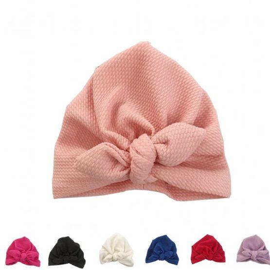 Knot Bow Baby Turban