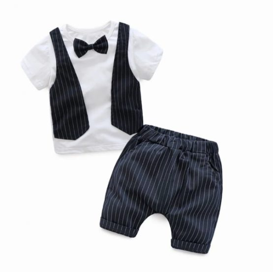 2 Pcs. Casual Boy Set