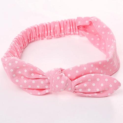 BowKnot Headband (Pink)
