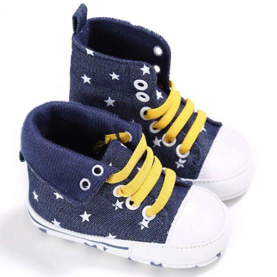 Sport Baby Shoes Dark Blue