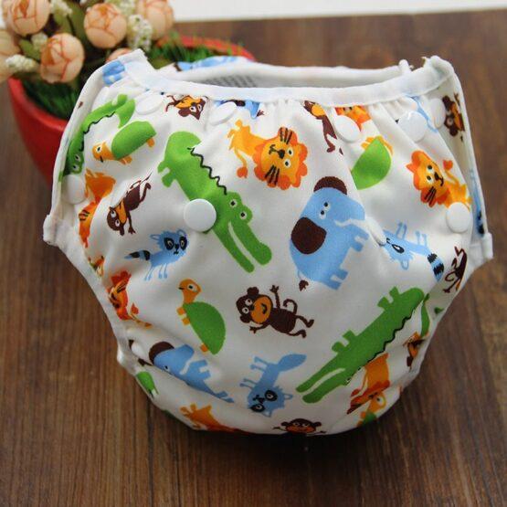 Waterproof Adjustable Swim Diaper (0 to 12Months)