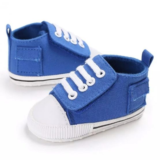Sport Blue Boy Shoes