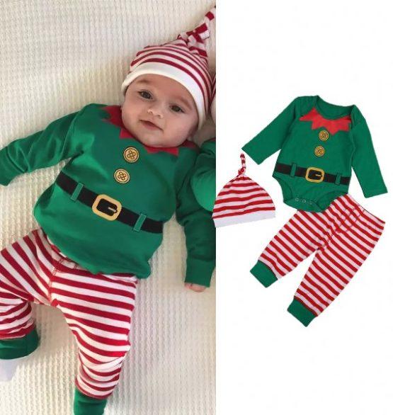 Santa's elves Set