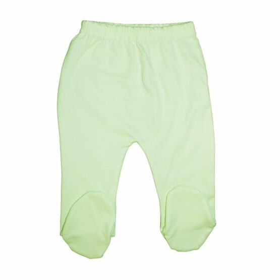 Baby Cotton Pants (Green)