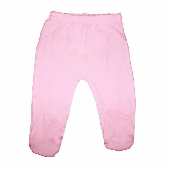 Baby Cotton Pants (Pink)