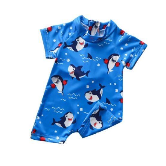 Shark Baby Swimsuit