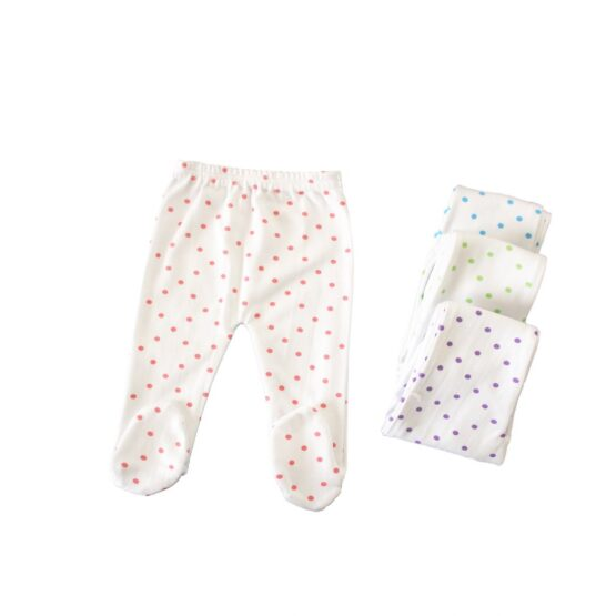 Dotted Pants-b (4 Pieces Pack)