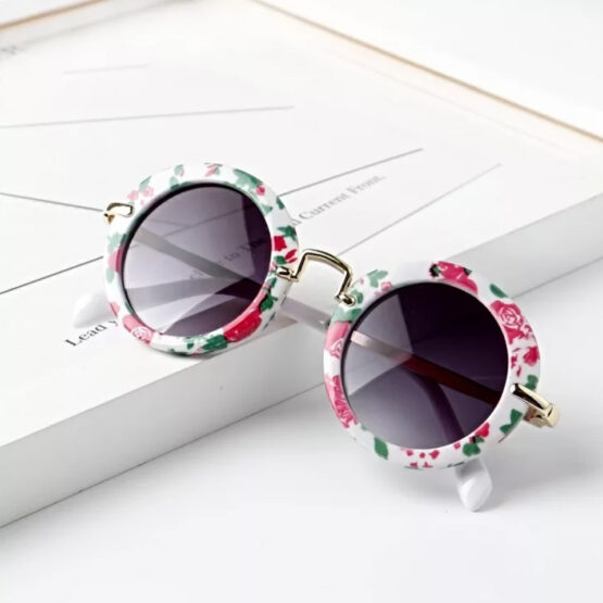 Floral Girl Sunglasses